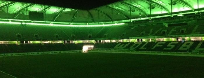 Volkswagen Arena is one of Annebet 님이 좋아한 장소.