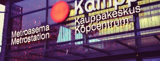 Kauppakeskus Kamppi is one of Places I have been.