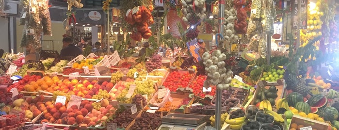 Mercado Central is one of Florence Bars, Cafes, Food, POI.