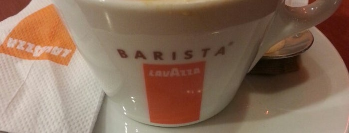 Barista Lavazza is one of Bangladesh.
