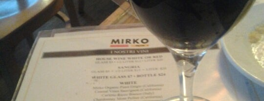 Mirko Pasta is one of Dining Out Atlanta Passbook.