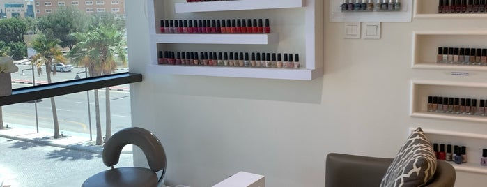 TopCoat Nail & Hair Spa is one of Eastern province, KSA.