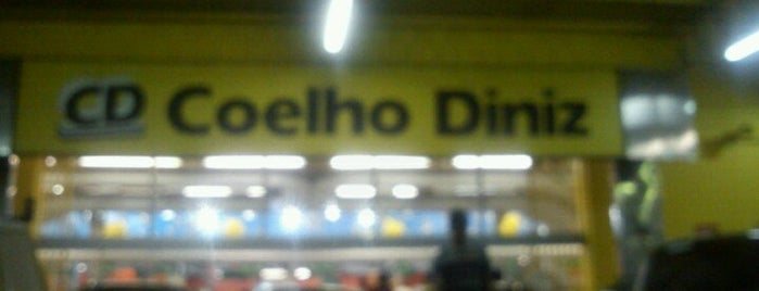 Coelho Diniz is one of Kleyton 님이 저장한 장소.