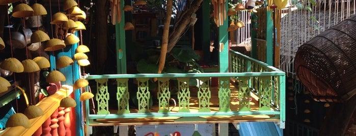 Varinda Garden Resort is one of Orte, die Matt gefallen.