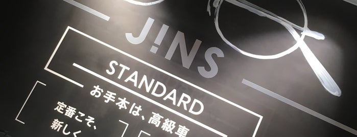 JINS is one of closed.