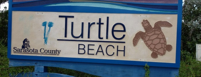 Turtle Beach is one of My Beaches.