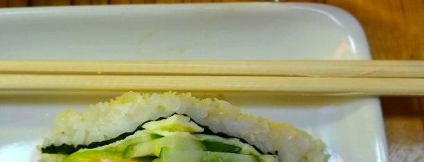Akiko sushi bar is one of Visiting Soon!.