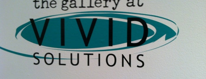 The Gallery at Vivid Solutions is one of Members.