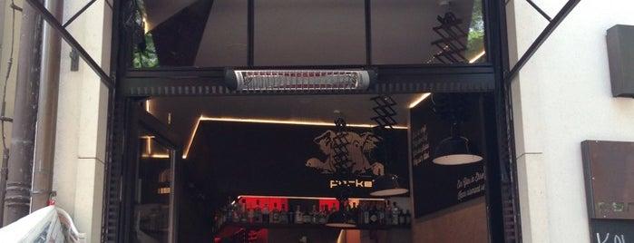 Ferkelei is one of try: Lokale / Essen.