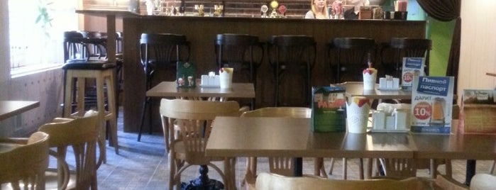 ART BEER CAFE Quadrupel is one of Tempat yang Disukai Юлия.