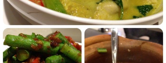 BALI•Thai is one of Veggie choices in Non-Vegetarian Restaurants.
