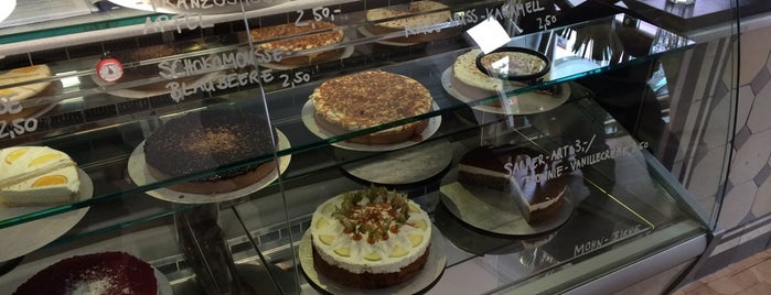 Bravo Bravko Kuchenwerkstatt is one of Berlin Best: Desserts & bakeries.