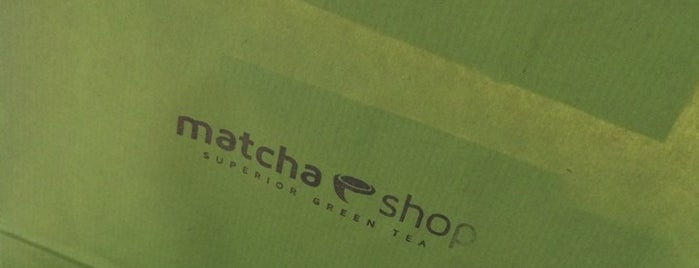 matchashop is one of Japanese spots in Berlin 🇯🇵.