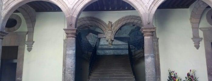 Museo Regional Del Estado De Michoacán is one of Posti salvati di Jessica.