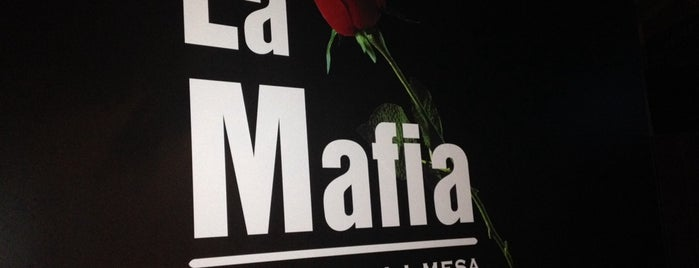 La Mafia se sienta a la mesa is one of Seville.