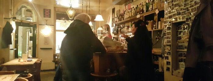 Café de Barones is one of Amsterdam.