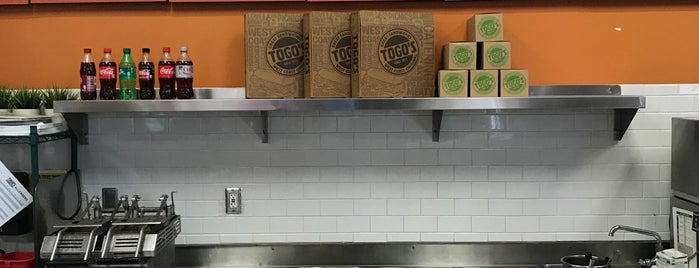 TOGO'S Sandwiches is one of Caseyさんのお気に入りスポット.