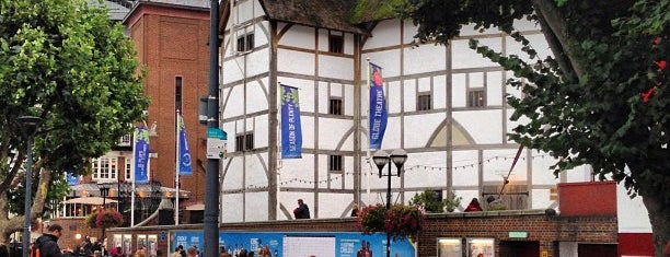 Shakespeare's Globe Theatre is one of UK & Ireland.