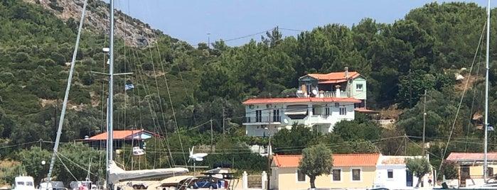 Ποσειδώνιο Bay-Σάμος is one of Locais salvos de Bengi.