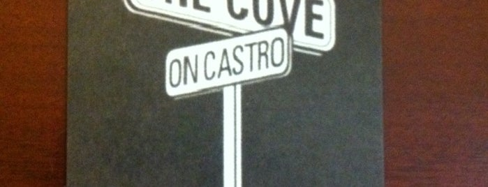 The Cove on Castro is one of Kimmy Recommends California.