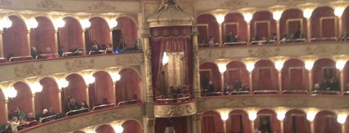 Teatro dell'Opera di Roma is one of Manuelaさんのお気に入りスポット.