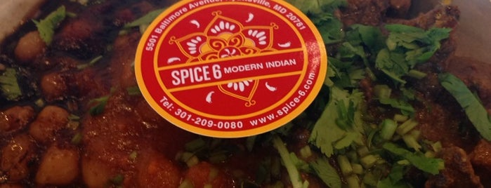 Spice 6 is one of Great Eats.