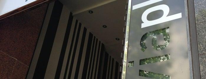 Olivia Plaza Hotel is one of Para ir de copas....