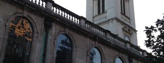 St. Andrew is one of Tempat yang Disimpan Madir.