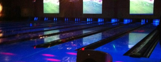 Bowling Factory is one of Mathieu 님이 저장한 장소.