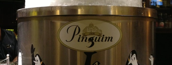 Pinguim is one of Lugares favoritos de Helem.