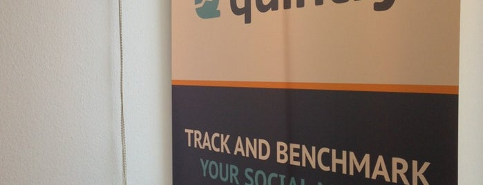 quintly HQ is one of Cologne Startups.