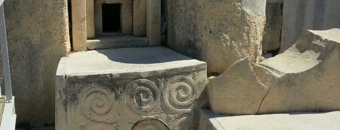 Tarxien Neolithic Temples is one of People, Places, and Things.