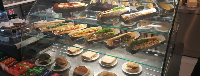 Great Bakery & Deli is one of LOndon.
