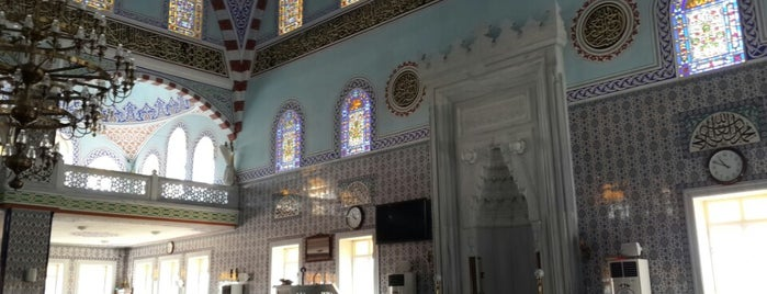 Yıldırım Beyazıt Camii is one of Halilさんのお気に入りスポット.