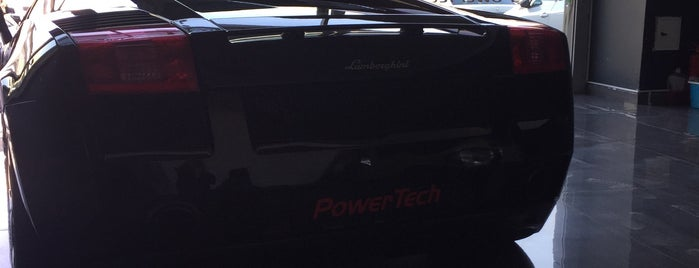 PowerTech is one of สถานที่ที่ Seckin ถูกใจ.