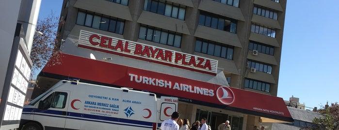 Celal Bayar İs Merkezi is one of Posti che sono piaciuti a Sevcan.