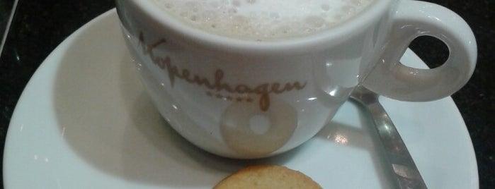 Kopenhagen is one of Coffee & Tea.