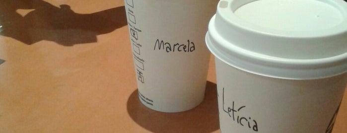 Starbucks is one of Coffee & Tea.