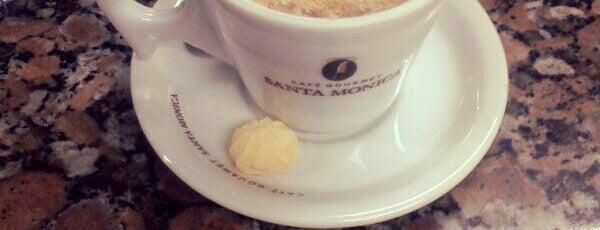 DC Café is one of Coffee & Tea.