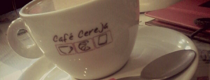 Café Cereja is one of Coffee & Tea.