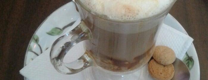 Céu da Boca Cafeteria is one of Coffee & Tea.