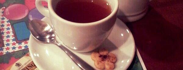 Café Correto is one of Coffee & Tea.