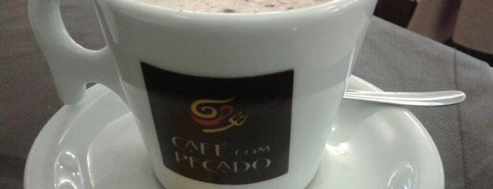 Café com Pecado is one of Coffee & Tea.