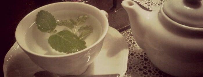 Abuelita Café Bistrô is one of Coffee & Tea.