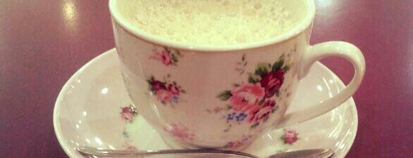 Shakespeare Café is one of Coffee & Tea.
