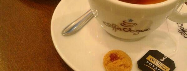 Caffe Vogue is one of Coffee & Tea.