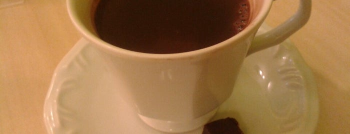 Saúde no Copo is one of Coffee & Tea.