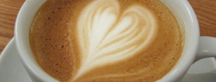 Specialty Coffee Shops (London)