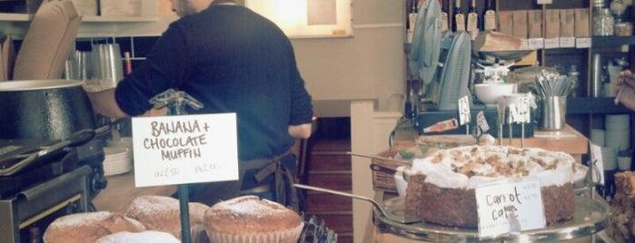 Fleet River Bakery is one of An Aussie's fav spots in London.