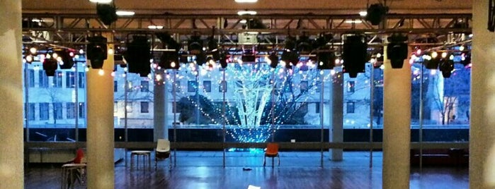 Clore Ballroom is one of London-Live music.